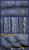 yarn, handspun, fiber