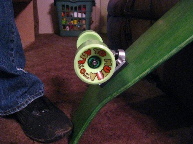 luv yo mutha wheels